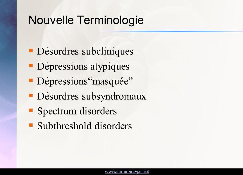 Nouvelle Terminologie