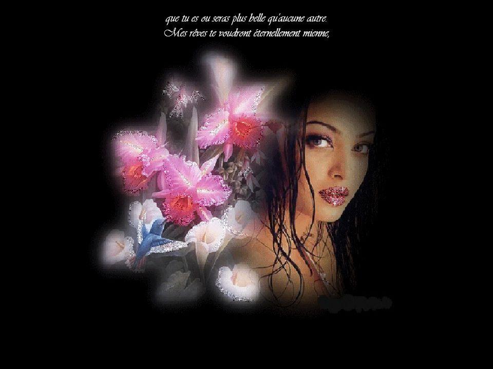 que tu es ou seras plus belle qu aucune autre.