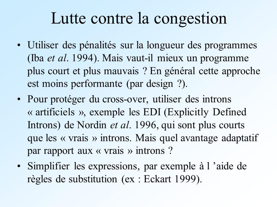 Lutte contre la congestion
