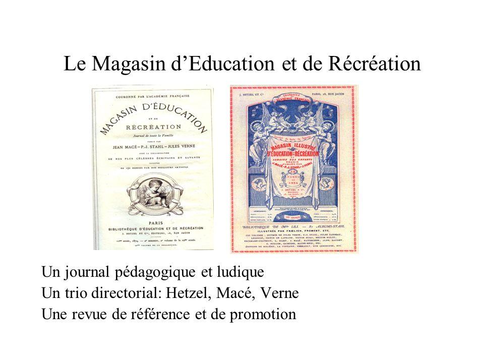 Le Magasin d'Education et de Récréation