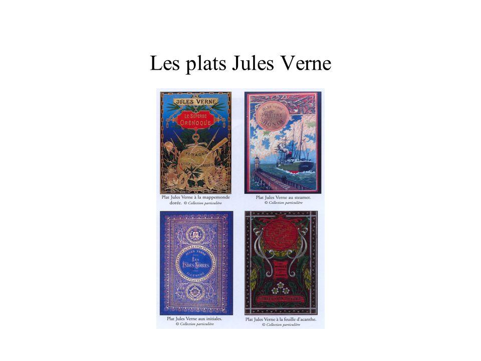 Les plats Jules Verne