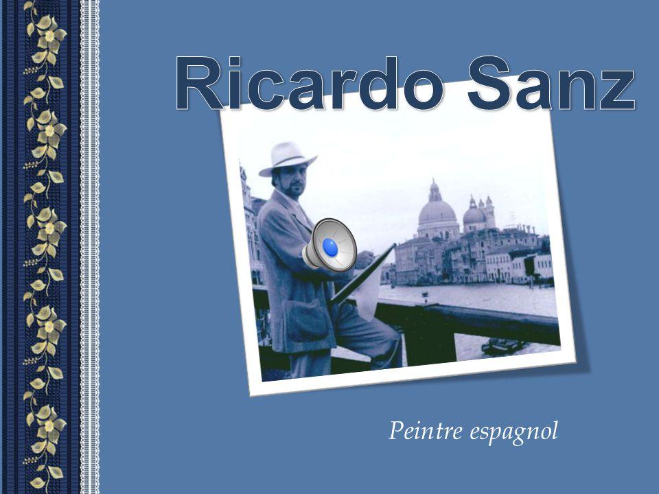 Ricardo Sanz Peintre espagnol
