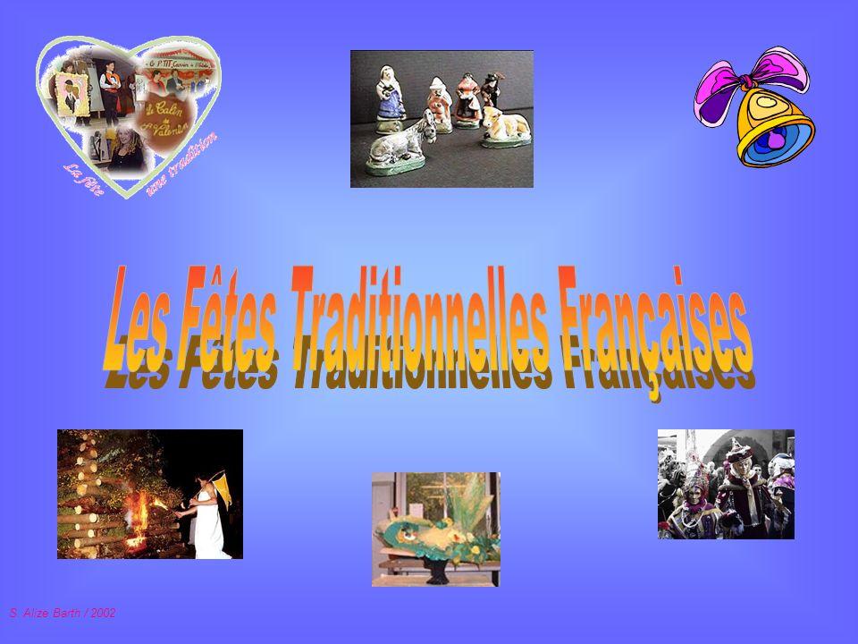 Les Fêtes Traditionnelles Françaises