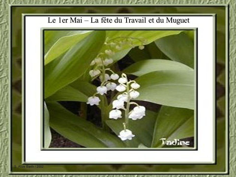 Le 1er Mai – La fête du Travail et du Muguet