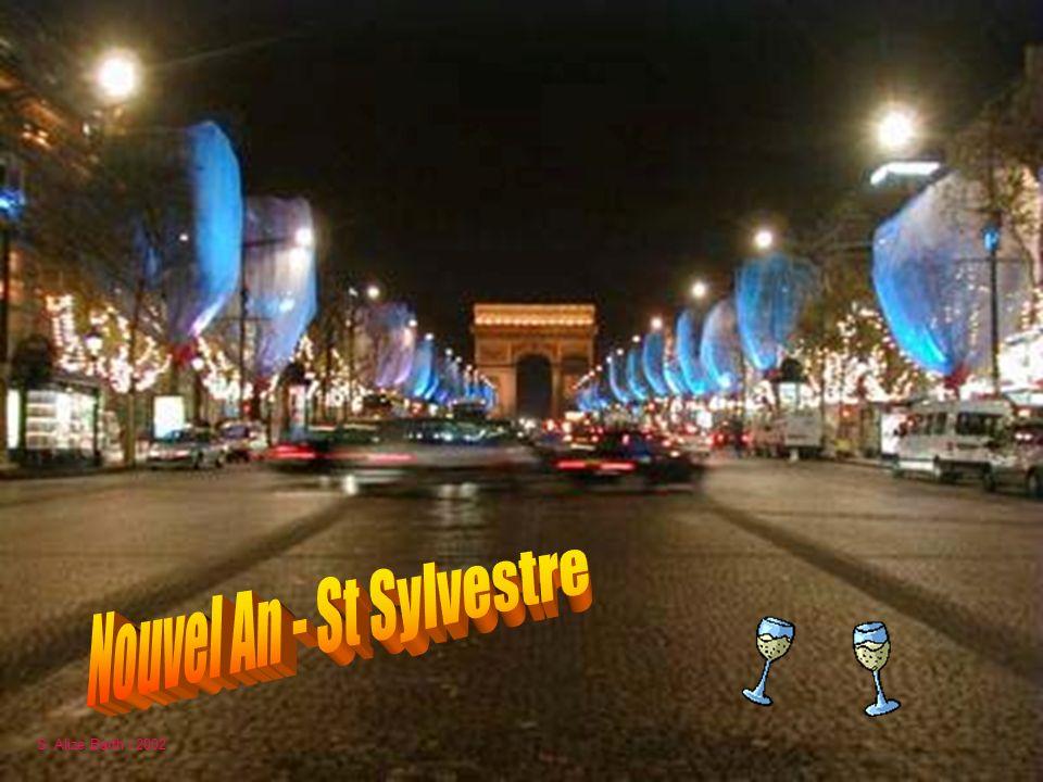 Nouvel An - St Sylvestre