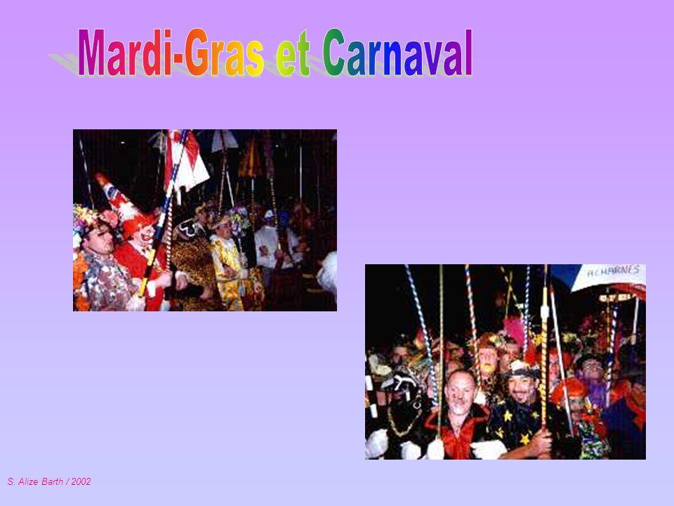 Mardi-Gras et Carnaval