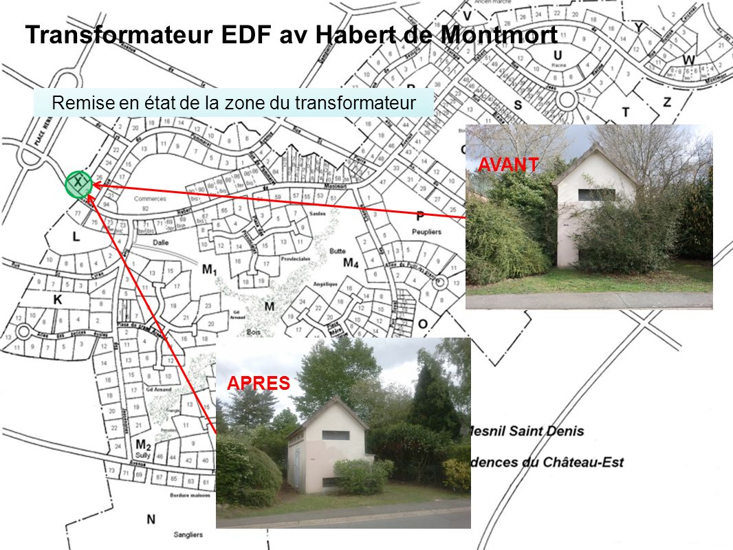 Transformateur EDF av Habert de Montmort