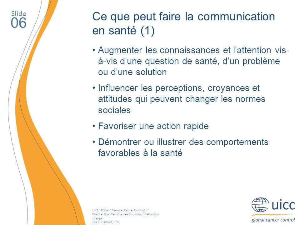 06 Ce que peut faire la communication en santé (1)