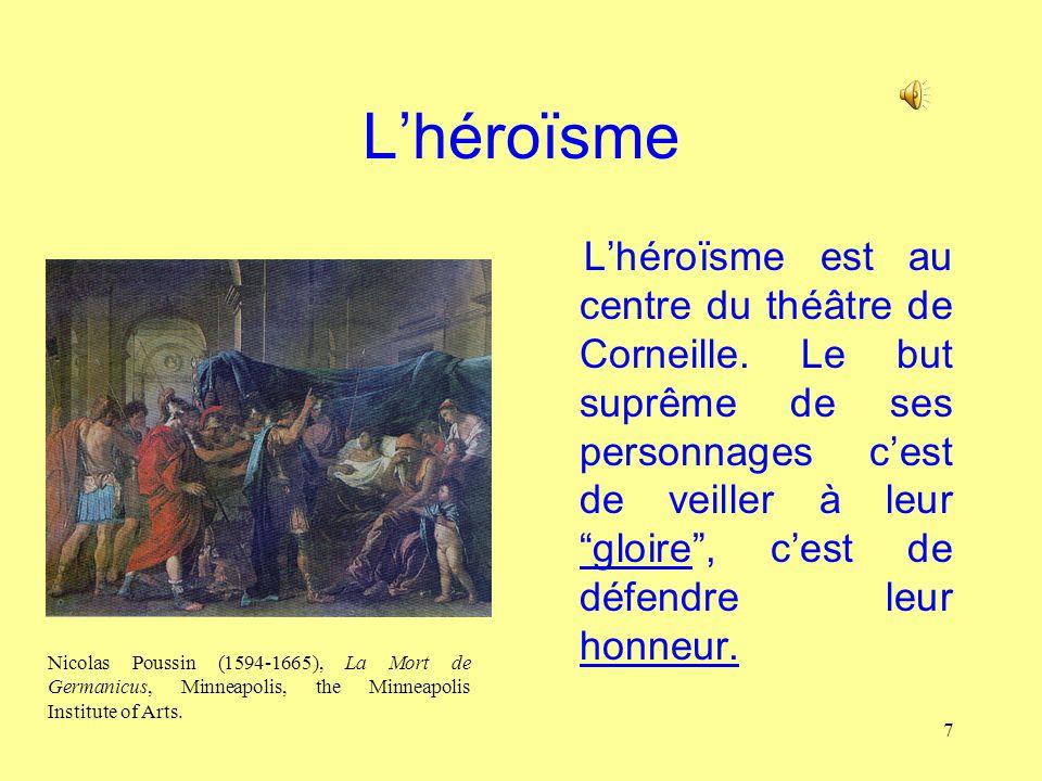 L'héroïsme