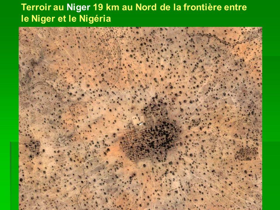 Terroir au Niger 19 km au Nord de la frontière entre