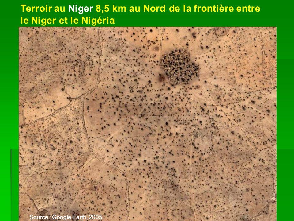 Terroir au Niger 8,5 km au Nord de la frontière entre