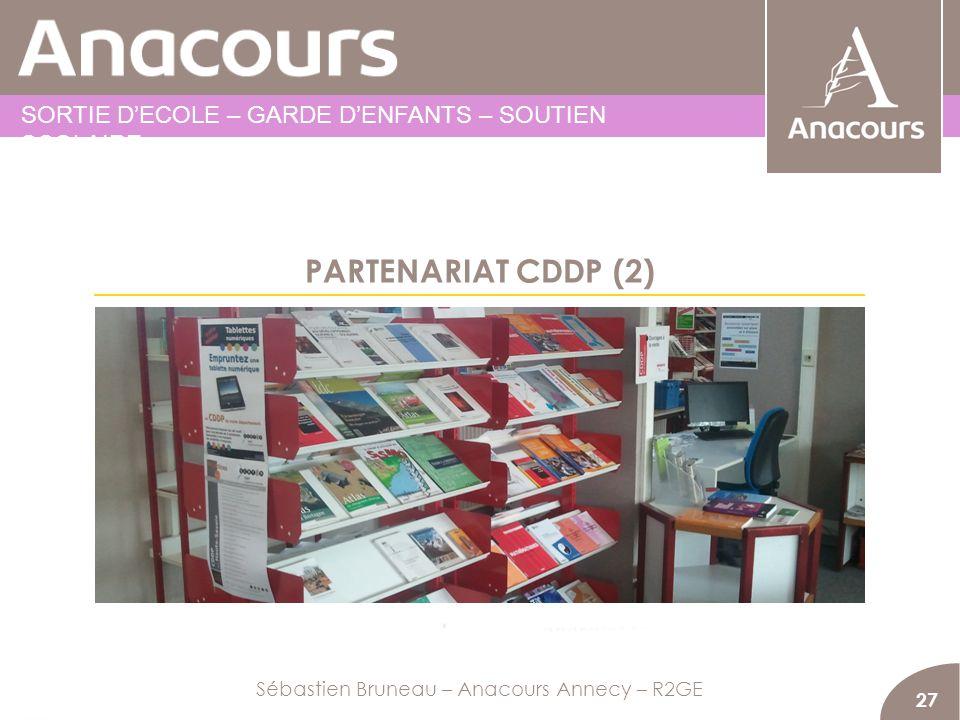 Sébastien Bruneau – Anacours Annecy – R2GE