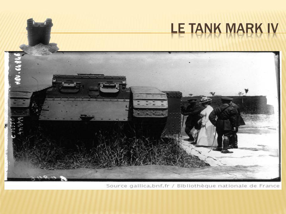 Le Tank Mark IV
