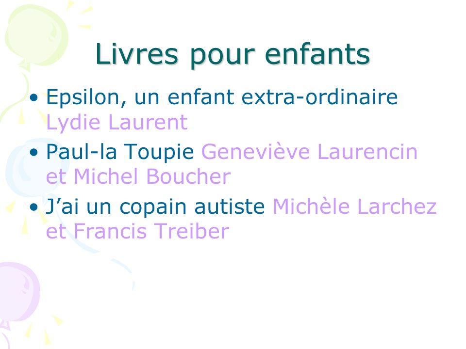 Livres pour enfants Epsilon, un enfant extra-ordinaire Lydie Laurent