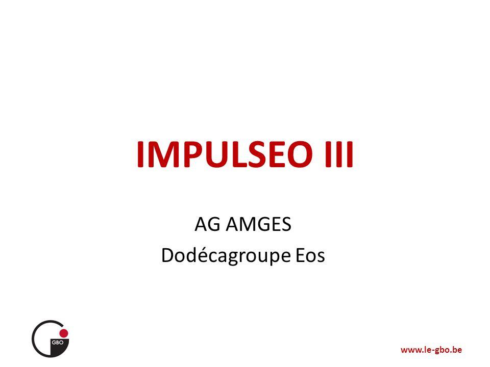 AG AMGES Dodécagroupe Eos