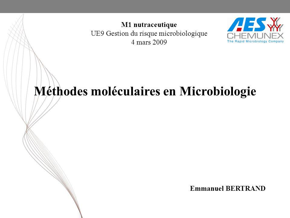 UE9 Gestion du risque microbiologique