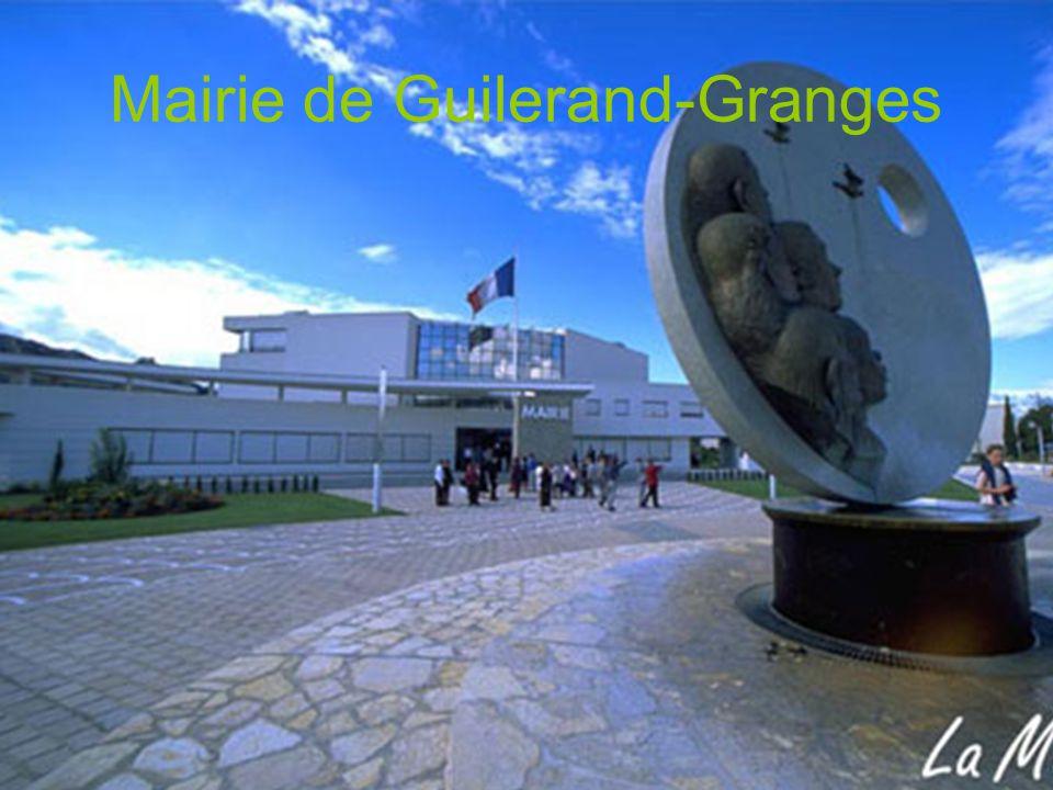 Mairie de Guilerand-Granges