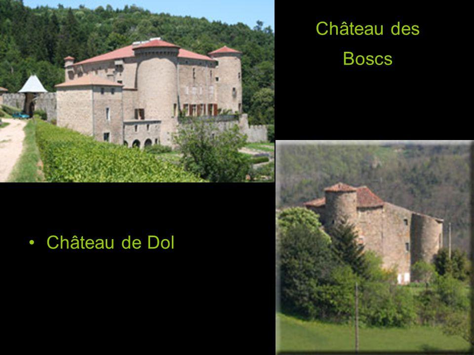 Château des Boscs Château de Dol