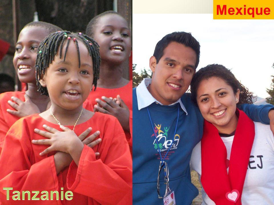 Mexique Tanzanie