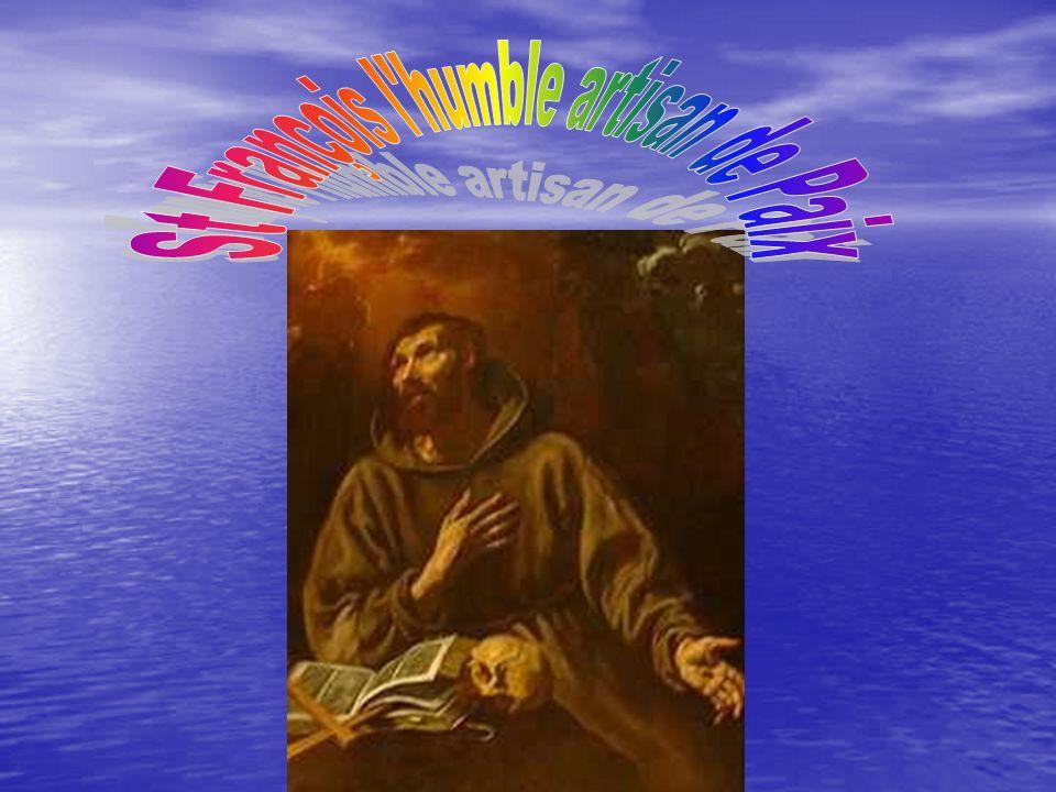St François l humble artisan de Paix