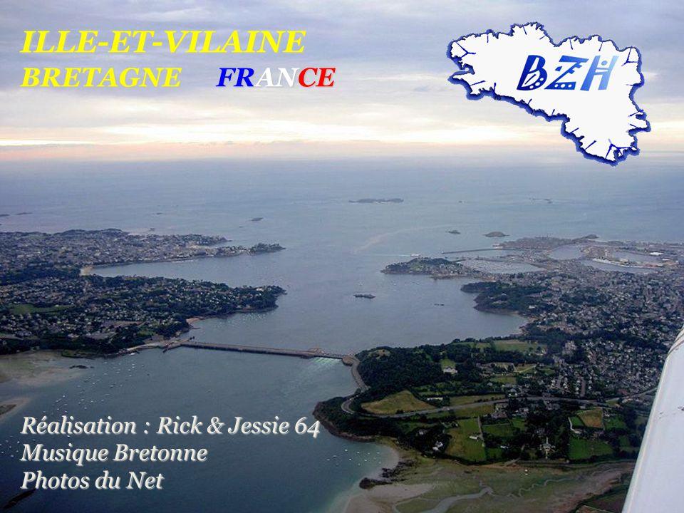 ILLE-ET-VILAINE BRETAGNE FRANCE