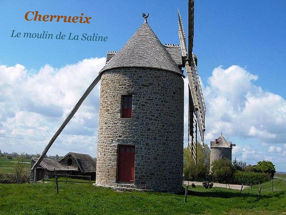 Cherrueix Le moulin de La Saline