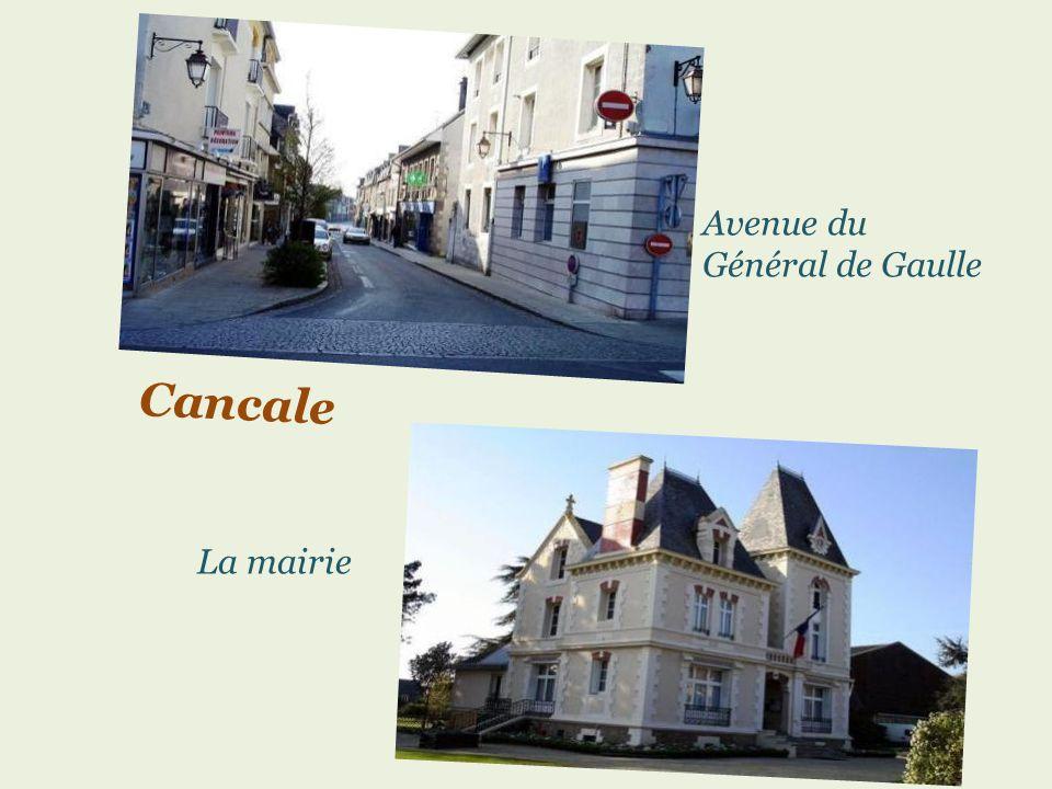 Avenue du Général de Gaulle