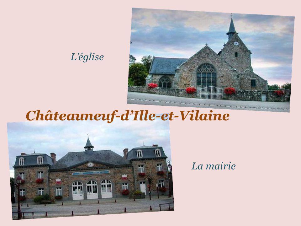 Châteauneuf-d'Ille-et-Vilaine