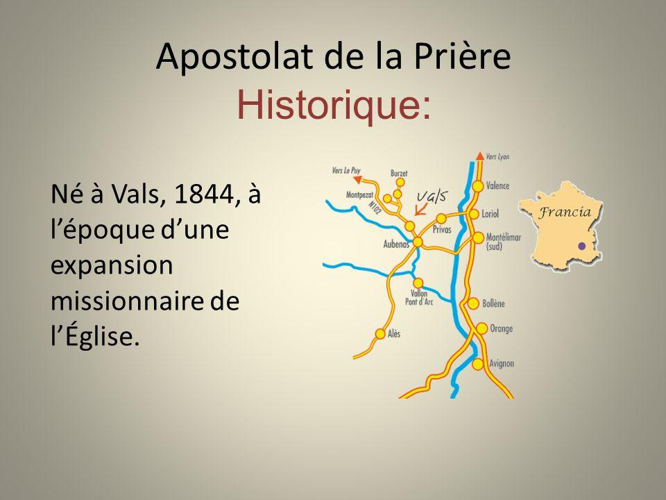 Apostolat de la Prière Historique: