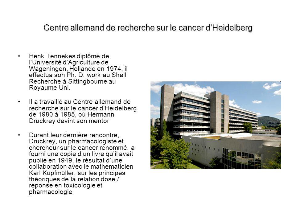 Centre allemand de recherche sur le cancer d'Heidelberg