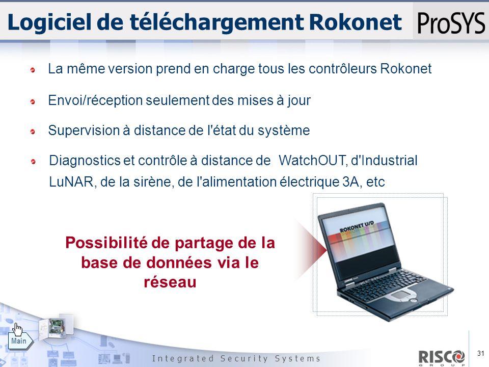Logiciel de téléchargement Rokonet