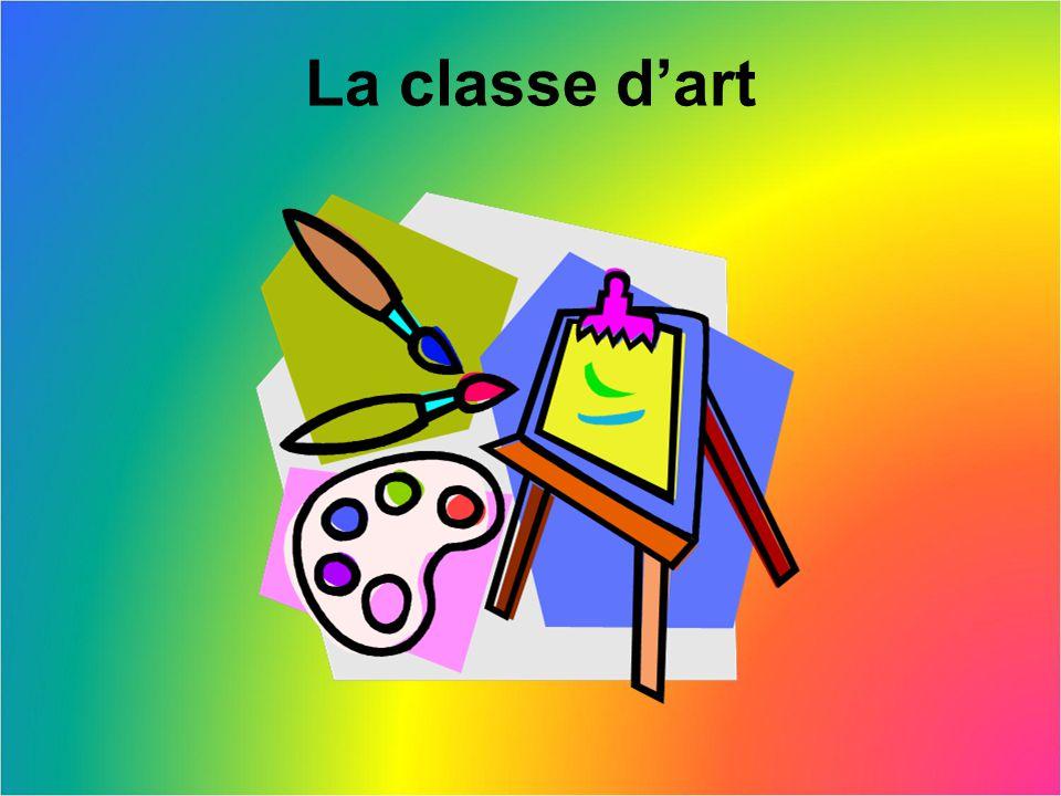 La classe d'art