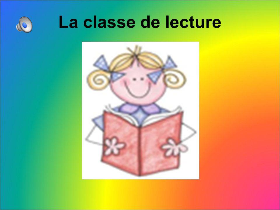 La classe de lecture
