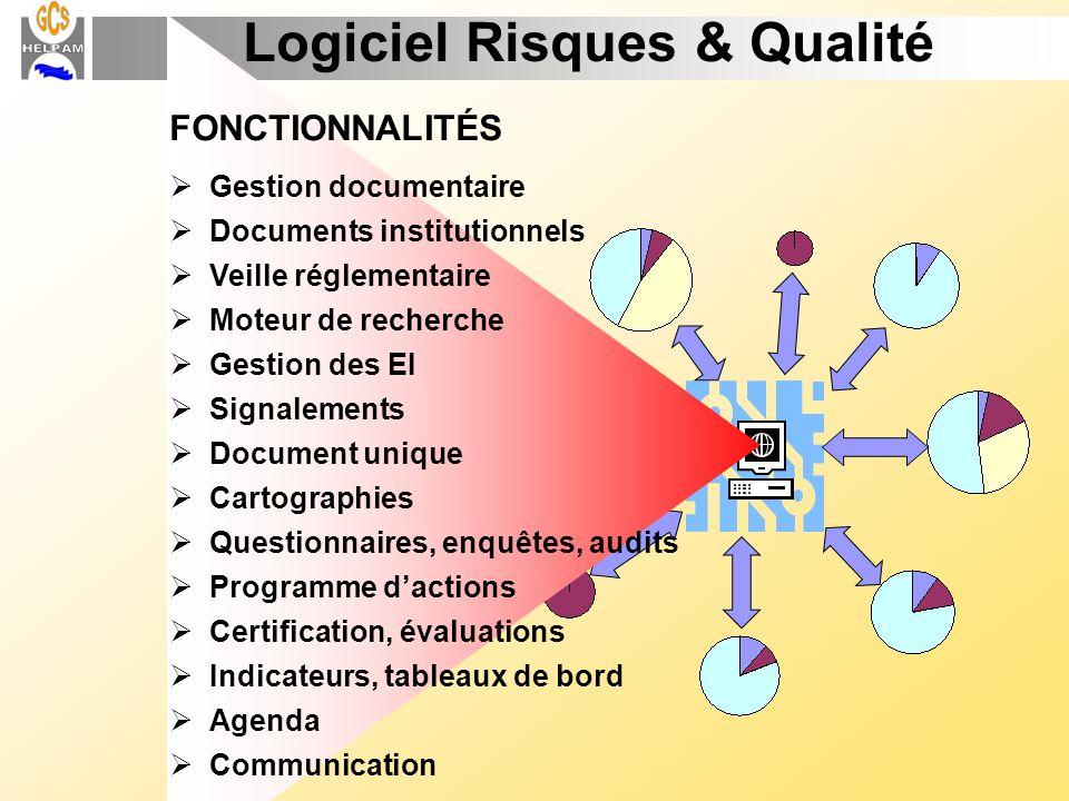 Logiciel Risques & Qualité