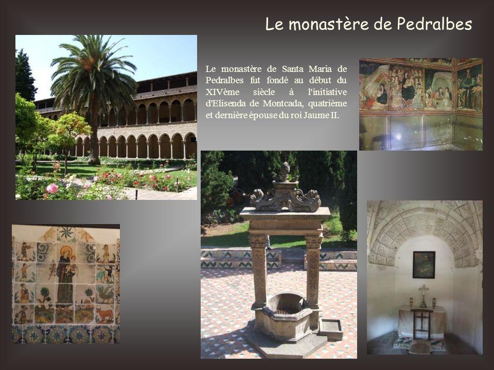 Le monastère de Pedralbes