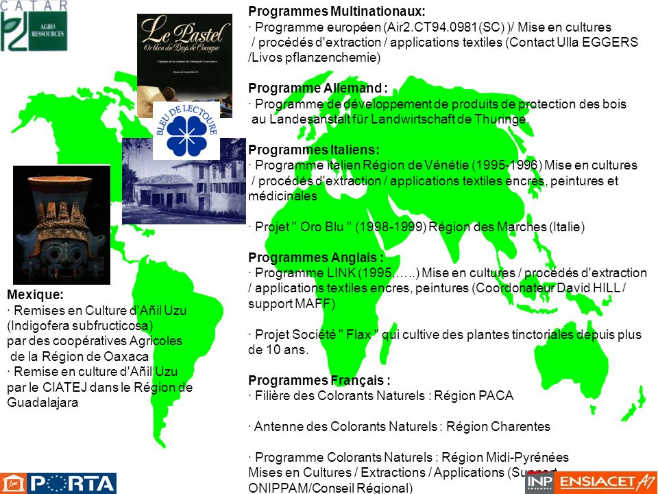 Programmes Multinationaux: