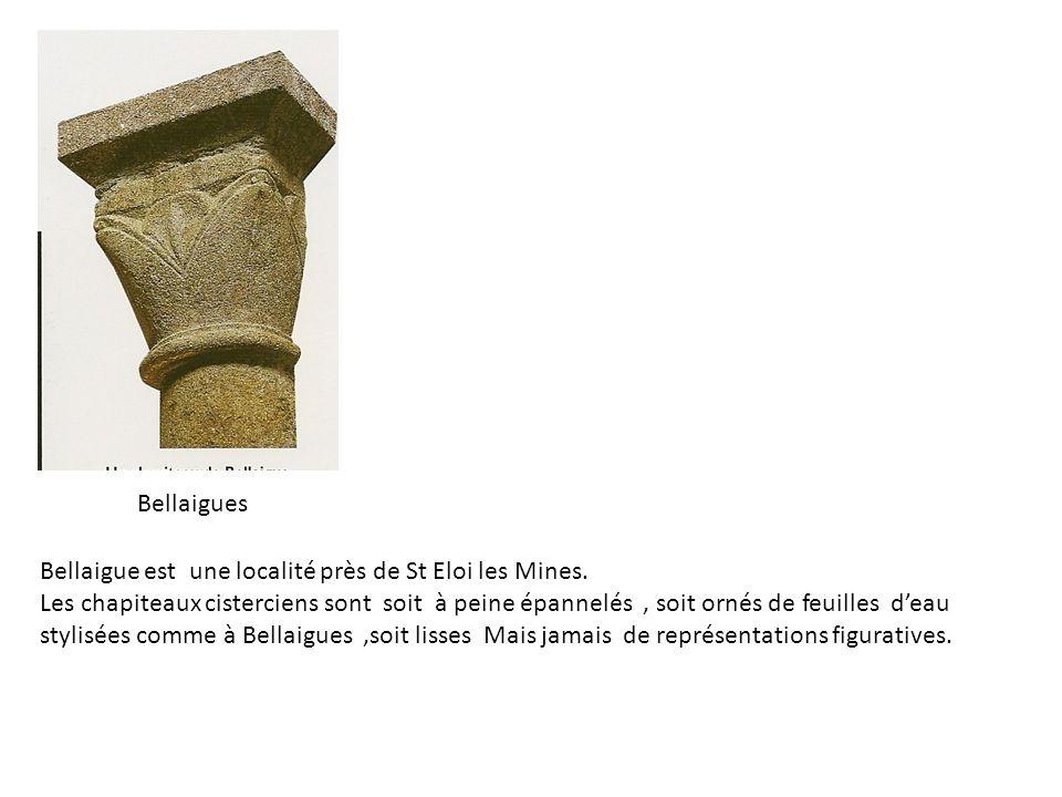 Bellaigues Bellaigue est une localité près de St Eloi les Mines.