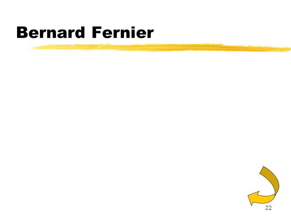Bernard Fernier