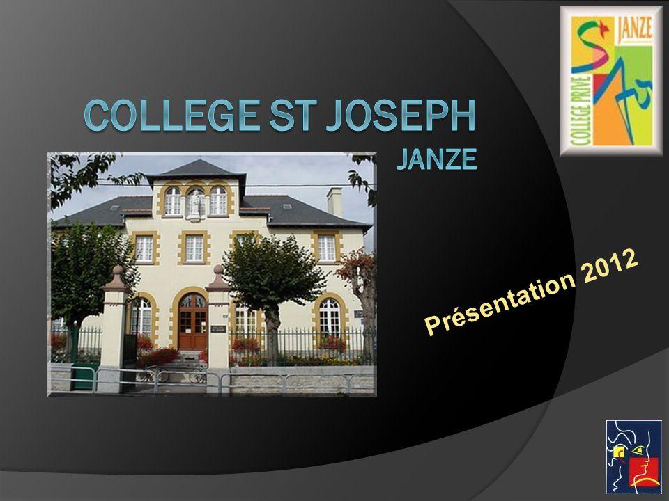COLLEGE ST JOSEPH JANZE