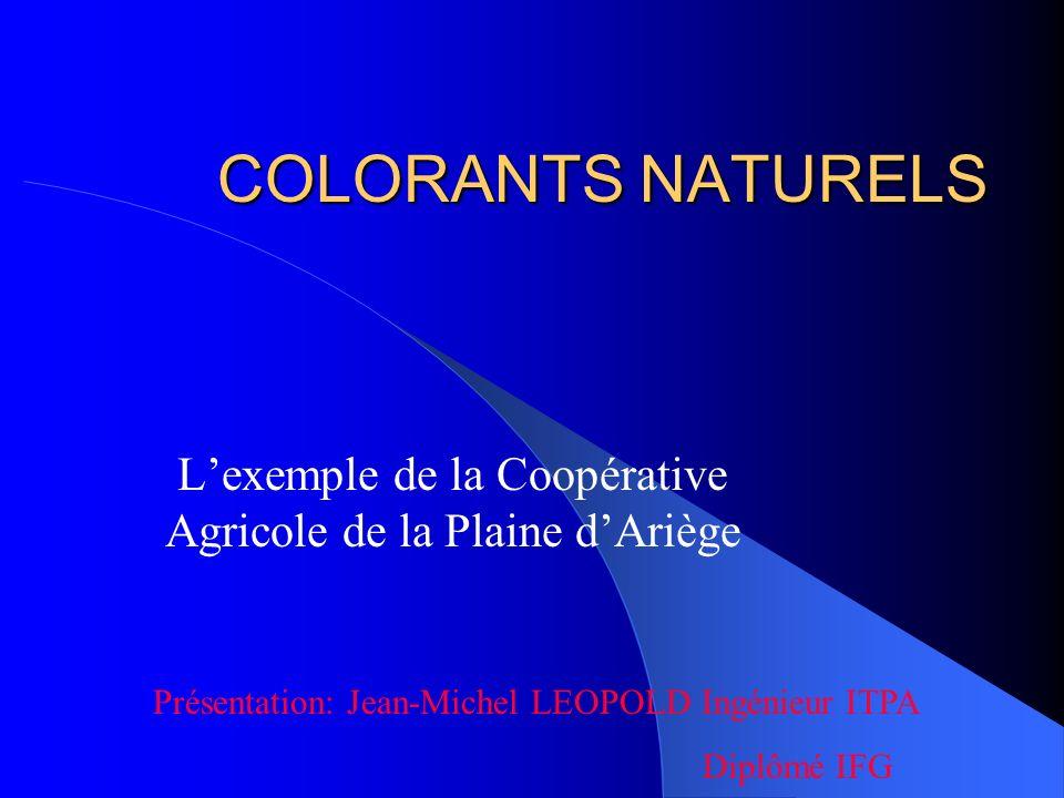 L'exemple de la Coopérative Agricole de la Plaine d'Ariège