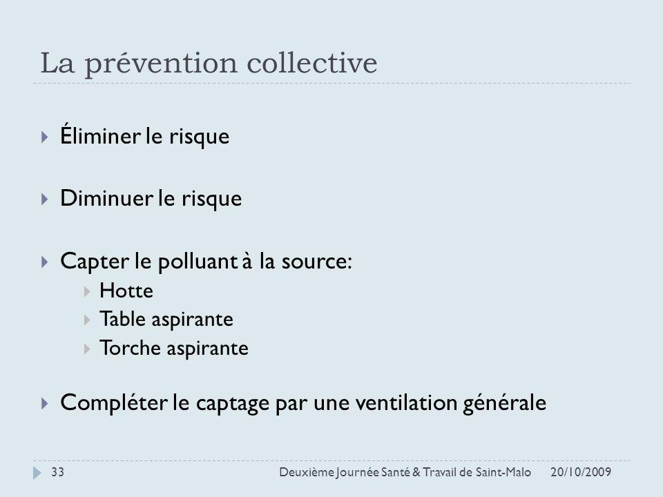 La prévention collective
