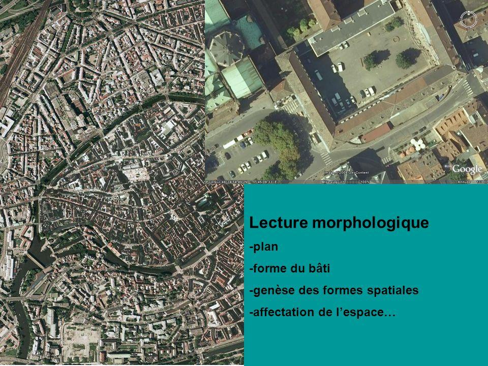 Lecture morphologique