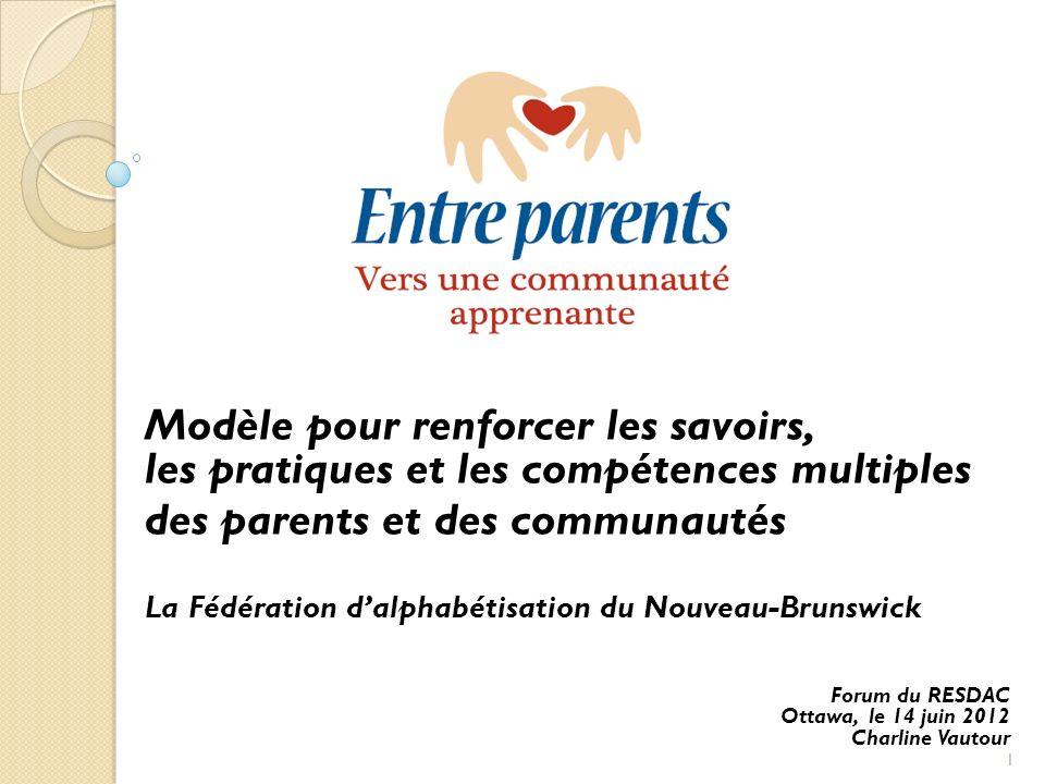 des parents et des communautés