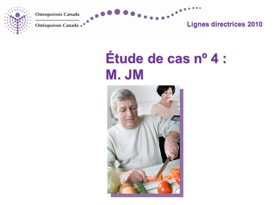 Étude de cas nº 4 : M. JM