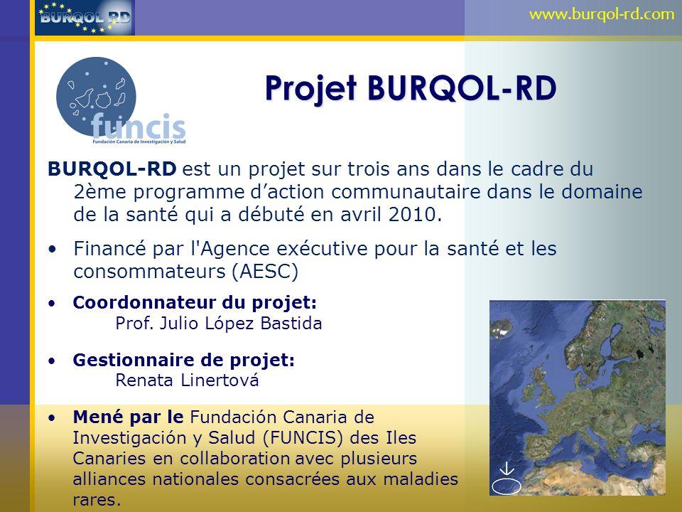 www.burqol-rd.com Projet BURQOL-RD.