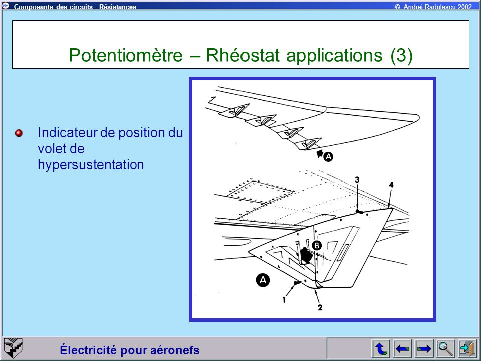 Potentiomètre – Rhéostat applications (3)