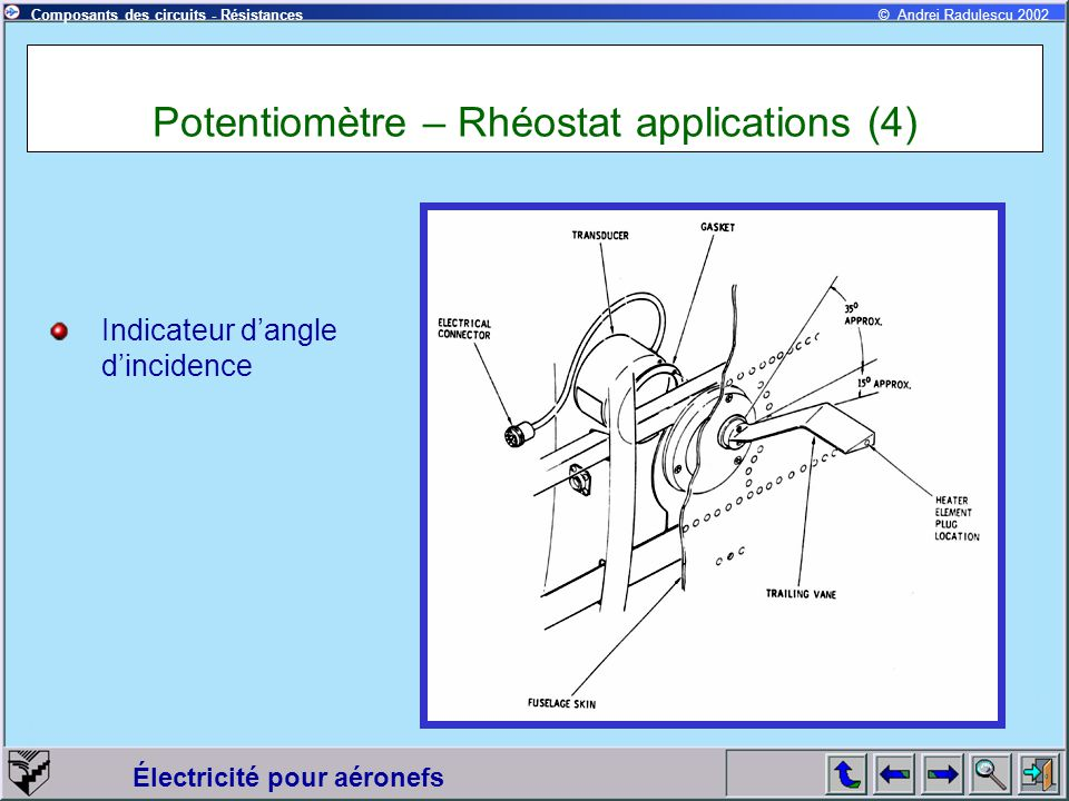 Potentiomètre – Rhéostat applications (4)