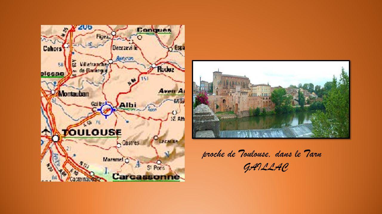 proche de Toulouse, dans le Tarn