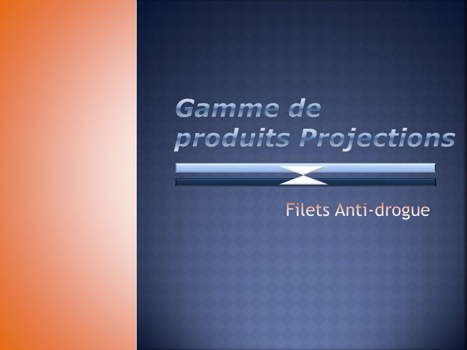 Gamme de produits Projections