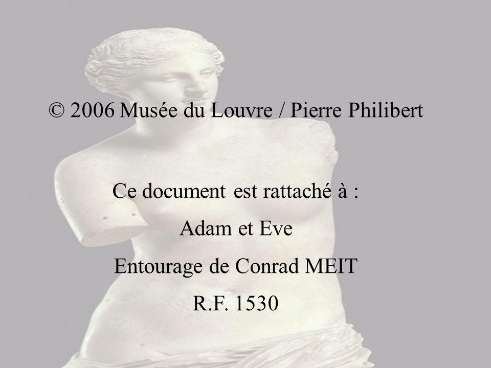 © 2006 Musée du Louvre / Pierre Philibert